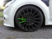 Focus RS Stripes mit Schrift original Felge